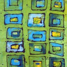 """""""Painted Squares"""" by Deborah Fell"""