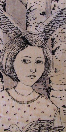 """""""Bernadette Artichokes"""" by Kate Gorman"""